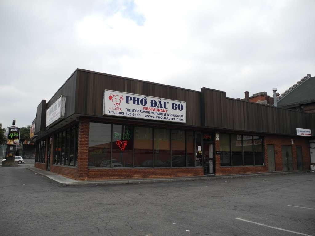 Pho Dau Bo Restaurant Ontario