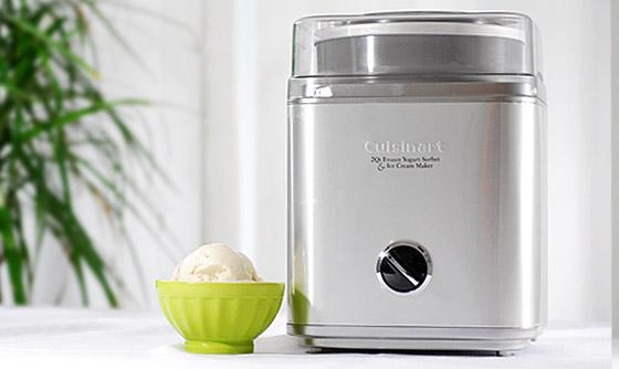 ماكينة صنع الايس كريم Cuisinart ICE-30BC Pure Indulgence
