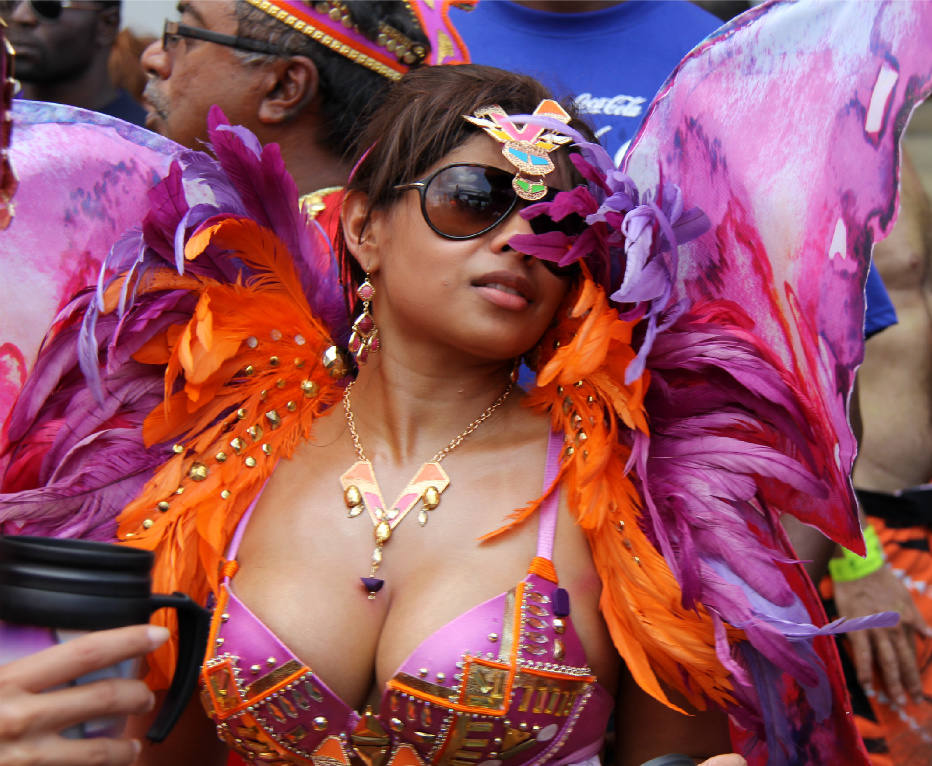 Trinidad and tobago carnival that