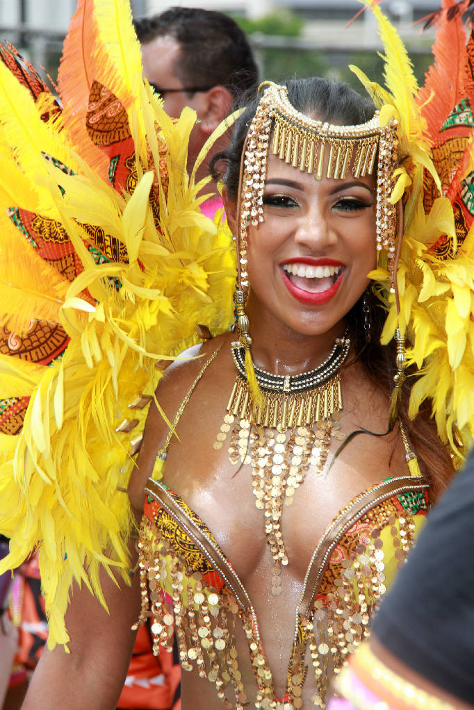 Trinidad and tobago carnival seems brilliant